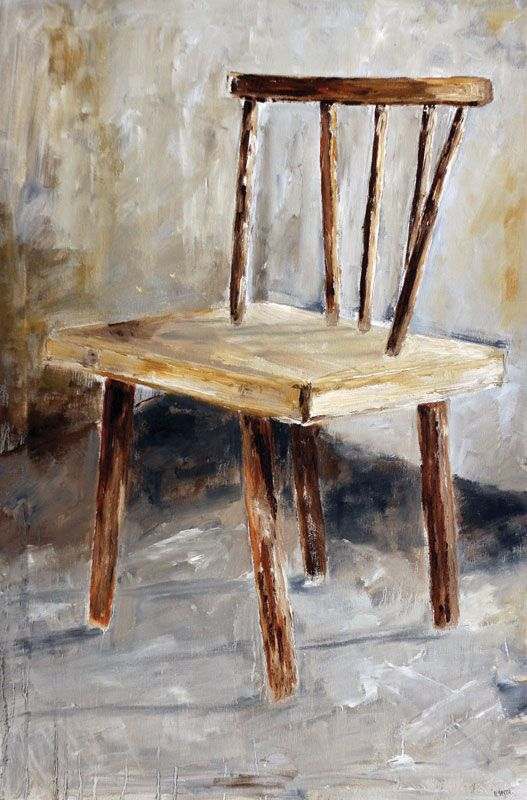 Famine Chair  - Michael Smyth