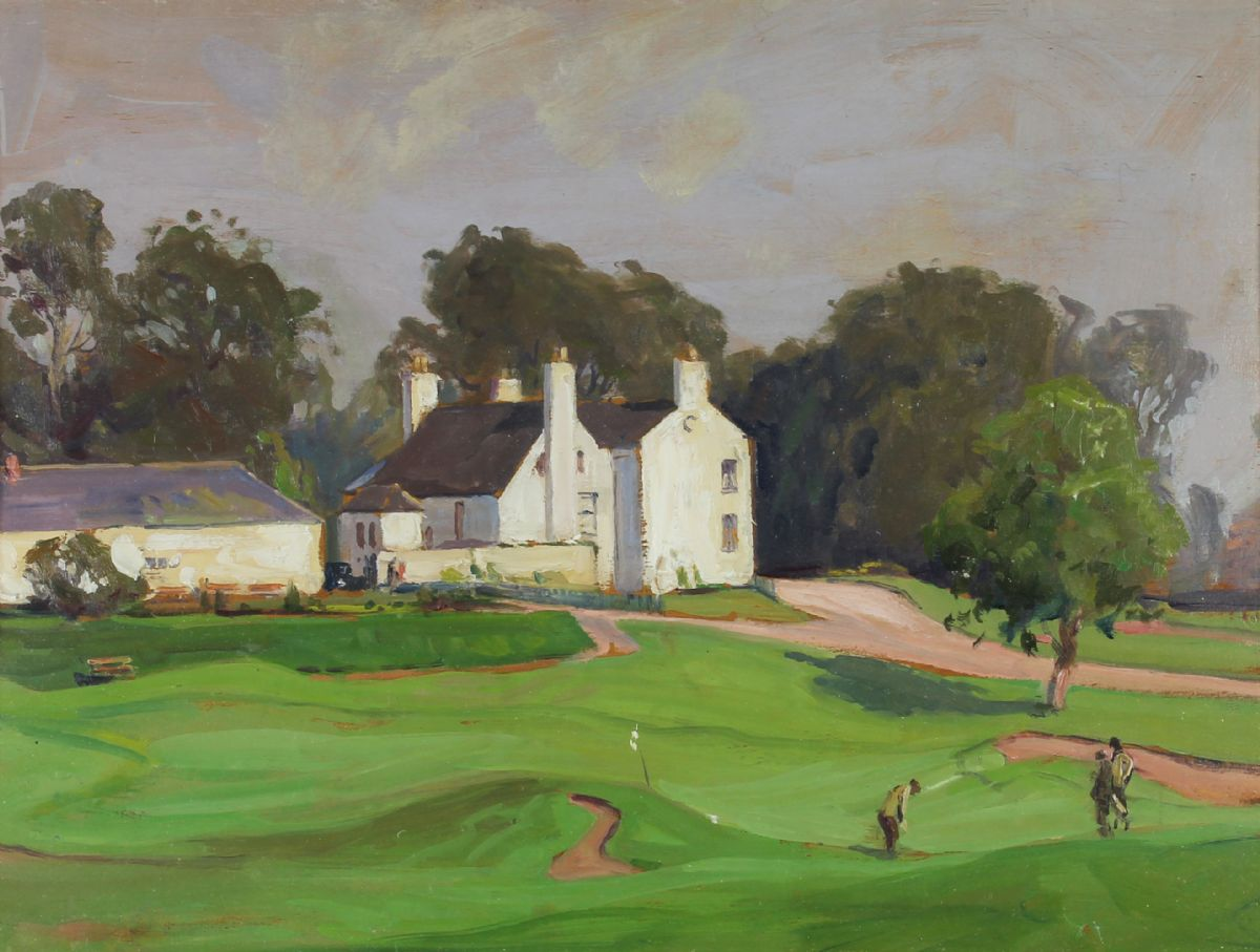 Knock Golf Club - Frank McKelvey