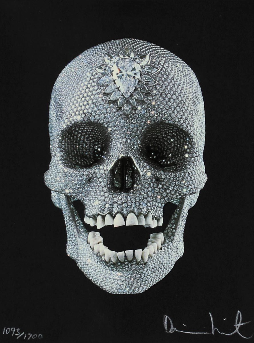 For The Love Of God, Believe - Damien Hirst