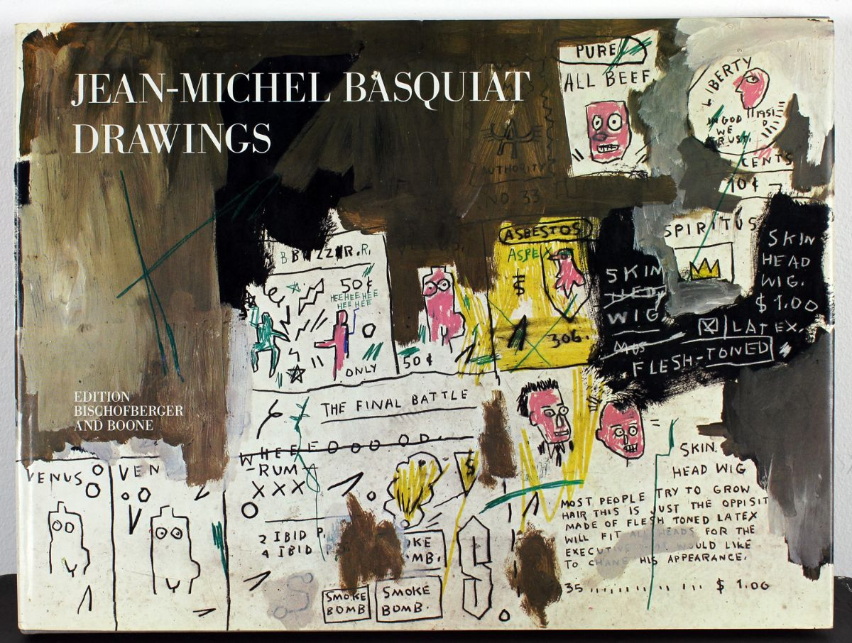 Drawings - Jean-Michel Basquiat