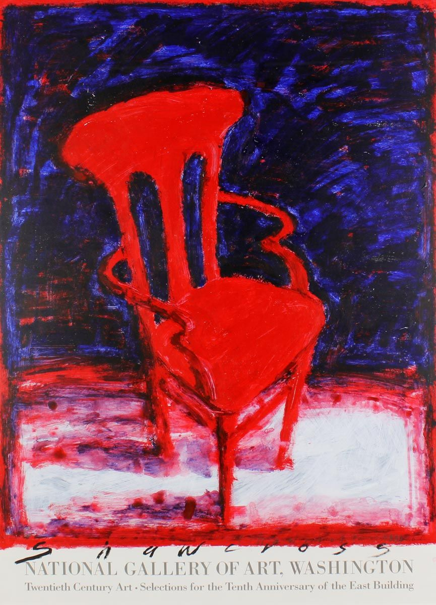 Red Chair - Neil Shawcross