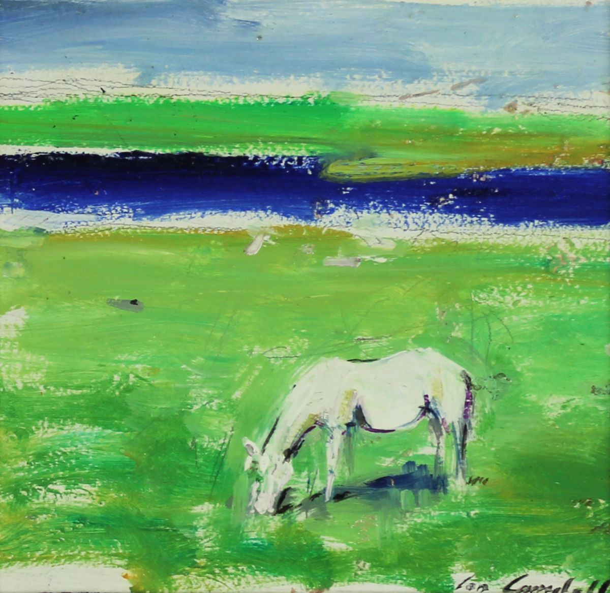 White Horse - Con Campbell