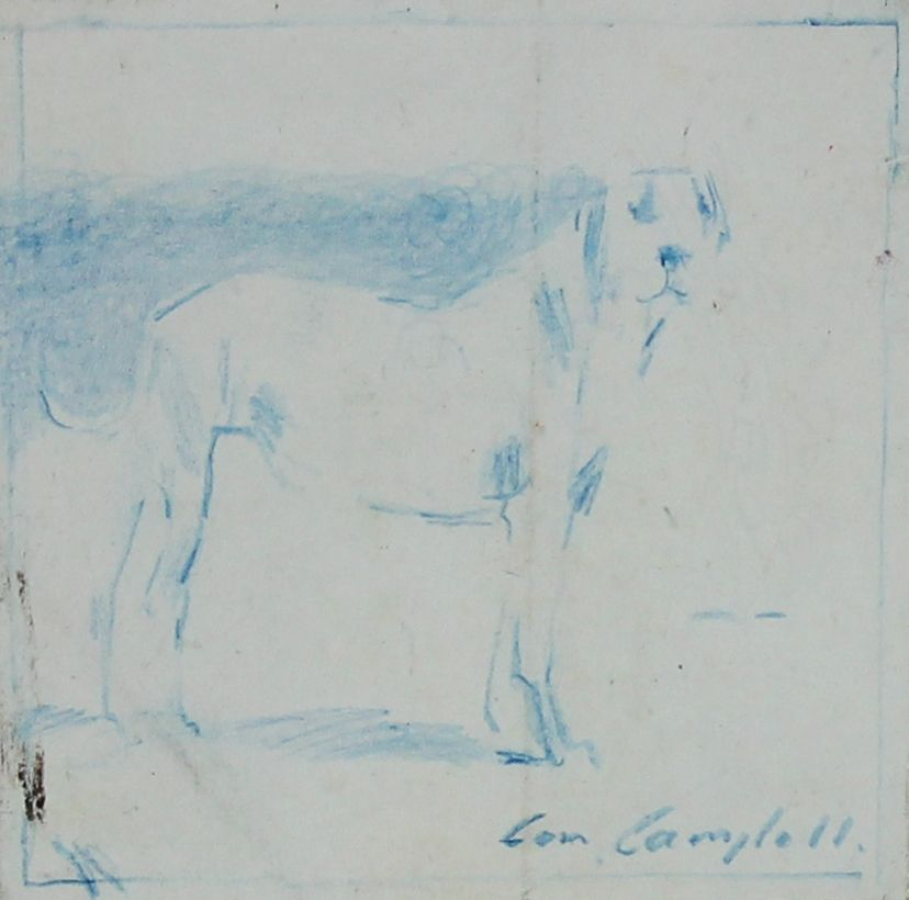 Blue Dog - Con Campbell