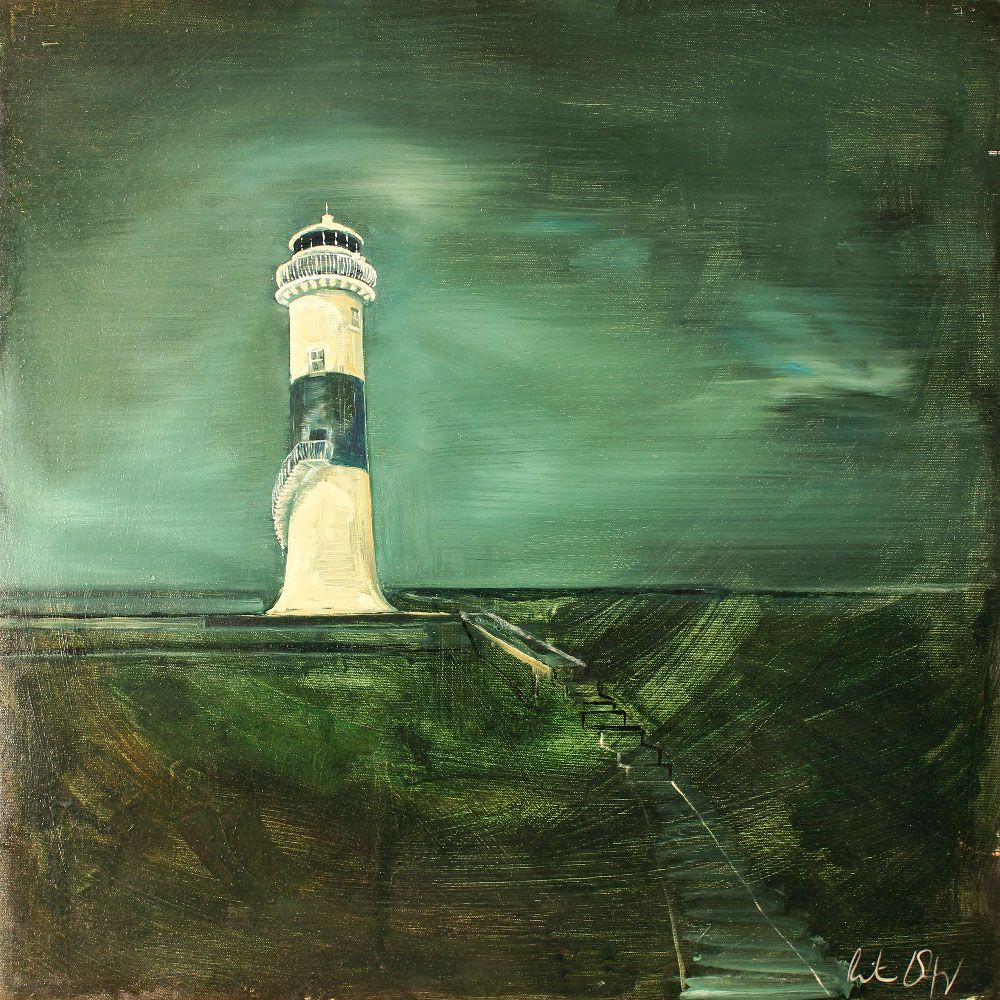 Lighthouse  by Rita Duffy RUA